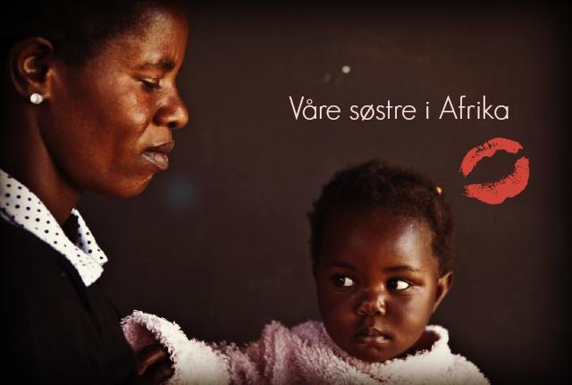 søstre i Afrika